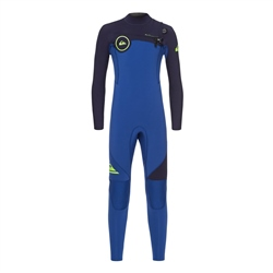 Quiksilver Syncro 3/2mm Wetsuit - Blue