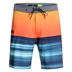 "Quiksilver Highline Hold Down 18"" Boardshorts - Orange"