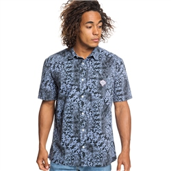 Quiksilver Crosstown Shirt - Black