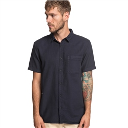 Quiksilver Time Box Shirt - Black