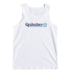 Quiksilver Art Tickle Vest  - White