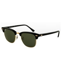 Ray-Ban Clubmaster Classic Sunglasses - Black
