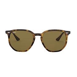 Ray-Ban RB4306 Sunglasses - Brown