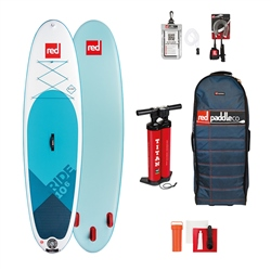 "Red Paddle 10'6"" Ride Package MSL SUP - Multi"