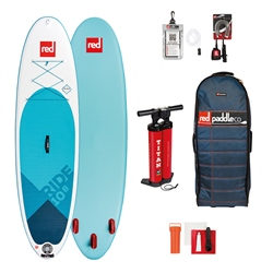 "Red Paddle 10'8"" Ride Package MSL SUP - Multi"