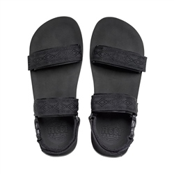 Reef Convertible Flip Flops - Black