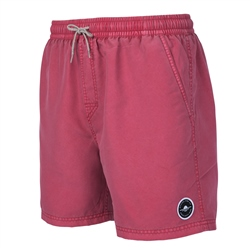 Rip Curl Sunset Volley Shorts  - Light Red