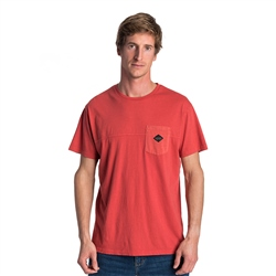 Rip Curl Mashup T-Shirt - Red