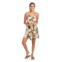 Rip Curl Hanalei Bay Playsuit - White
