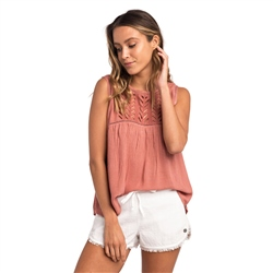 Rip Curl Aurora Top - Rose