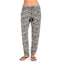 Rip Curl Moon Tide Trousers - Black