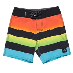 Rip Curl Mirage Blowout Groms Boardshorts  - Aqua
