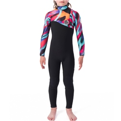 Rip Curl Flashbomb 3/2mm Wetsuit - Multi