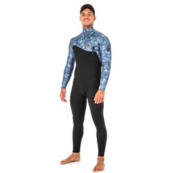 Rip Curl E Bomb 3/2mm Wetsuit - Grey