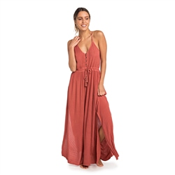 Rip Curl Nelly Maxi Dress - Sauce
