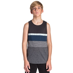 Rip Curl Jaz Tank Boy Top  - Anthracite