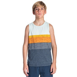 Rip Curl Jaz Tank Boy Top  - Light Blue