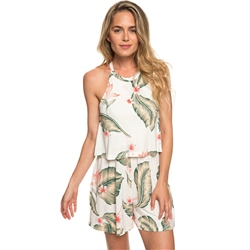 Roxy Favorite Song Playsuit - Marshmallow
