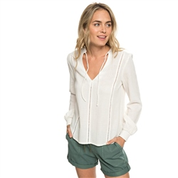 Roxy Times Square Top - Marshmallow