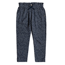 Roxy Happiest Day Trousers - Dress Blue