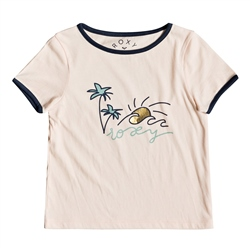 Roxy Times Up B T-Shirt  - Cloud Pink