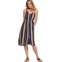 Roxy Sunset Beauty Dress - Dress Blues