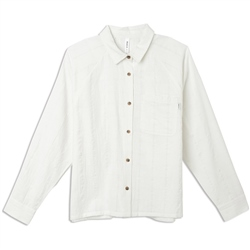 RVCA Winging It  Shirt - White