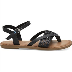 Toms Lexie Sandals  - Black