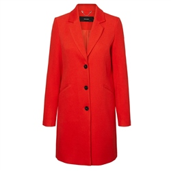Vero Moda Cindy Cala Jacket - Fiery Red