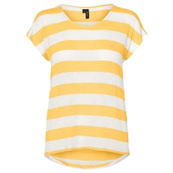 Vero Moda Wide Stripe Top - Yarrow