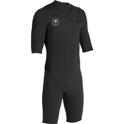Vissla 7 Seas Shorty Wetsuit - Black