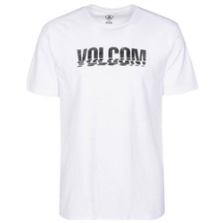 Volcom Chopped T-Shirt - White