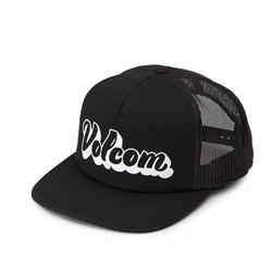 Volcom Salt & Sun Trucker Cap - Black