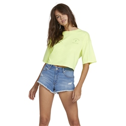 Volcom Neon and On T-Shirt - Multi