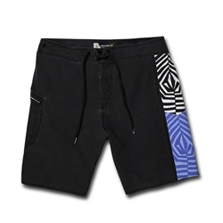 Volcom Family Deadly Boardshorts - Black