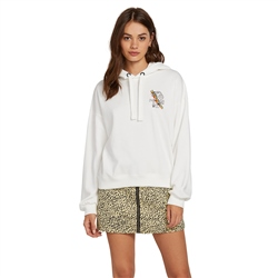 Volcom Knew Wave Hoody - White
