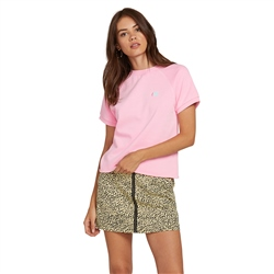 Volcom Neon and On Sweatshirt - Pink