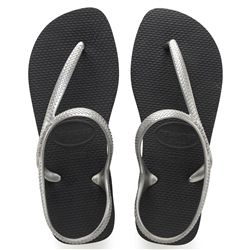 Havaianas Flash Urban Flip Flops - Black