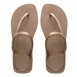 Havaianas Flash Urban Flip Flops - Rose Gold