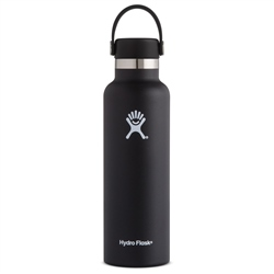 Hydro Flask Standard 21oz Bottle - Black