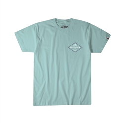 Salty Crew Four Corners T-Shirts - Blue
