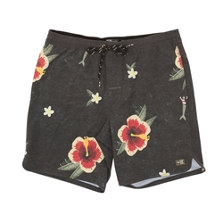 Salty Crew Dinghy Boardshorts - Black