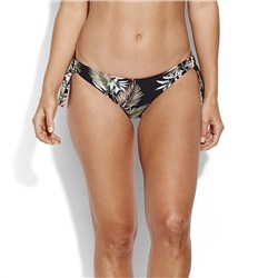 Seafolly O Alley Loop Hipster Bikini Bottoms - Black
