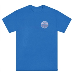 Sex Wax The Whitewash T-Shirt - Blue