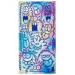 Slowtide Beach Brigade Towel  - Multi