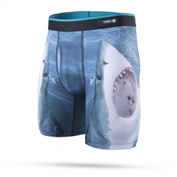 Stance Shark Tooth Boxers - Navy