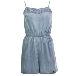 Superdry Tess Playsuit - Blue