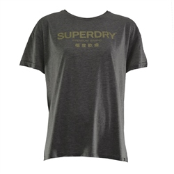 Superdry Portland T-Shirt - Grey