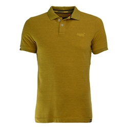 Superdry Destroyed Polo-Shirt - Gold