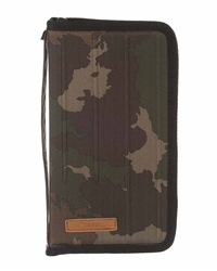 Animal Trail Travel Wallet - Camo